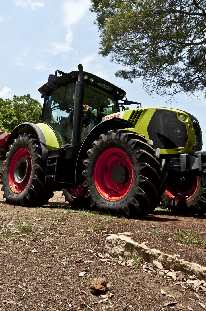 Agricultural Rims & Tyres